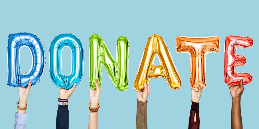 Suggested donation amounts