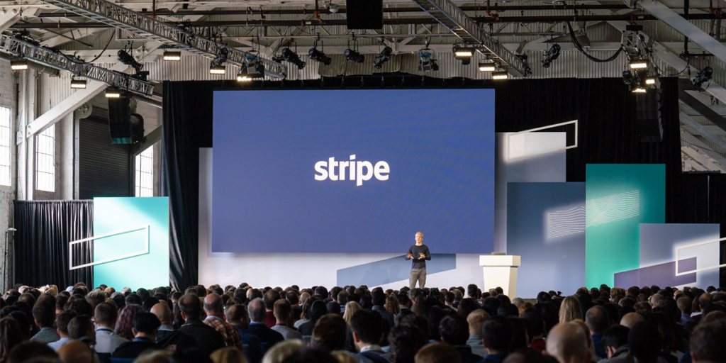 Stripe annual conference